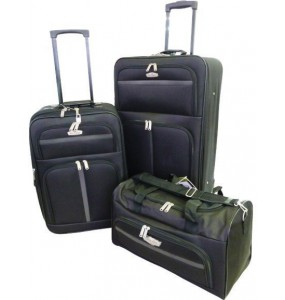 Bon Voyage 3 Piece Travel Set