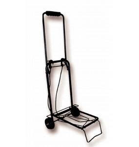Folding Trolley with Straps