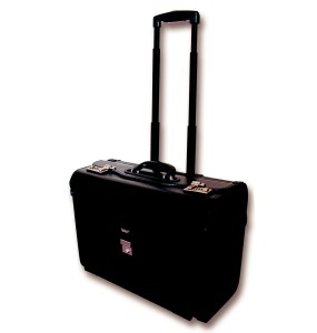 Laptop Pilot Case with Wheel 17""