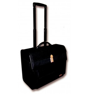 Executive Ko-Skin Computer Trolley Case 17""