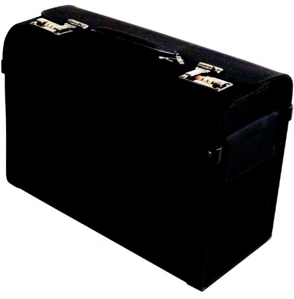 Polyester Pilot Case - Medium