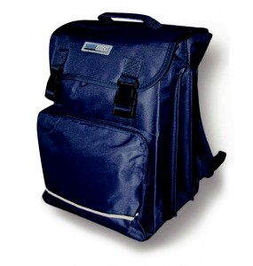 Blue Juice Snr 3 Div Drawstring Backpack