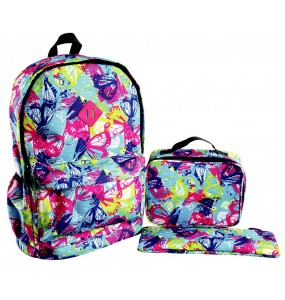 3 in 1 Value School Bag Set