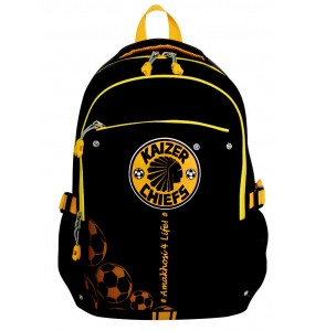 Kaizer Chiefs 2 Division Large Back Pack 3 Style Per Carton