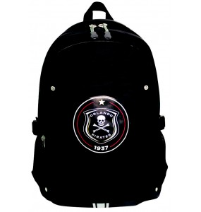 Orlando Pirates 2 Division Back Pack 3 Style Per Carton