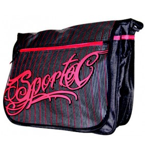 Sportec Messenger Pin Stripe
