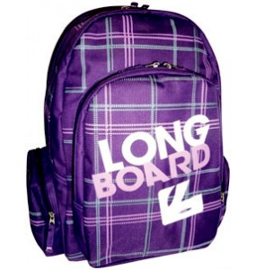 Longboard Backpack