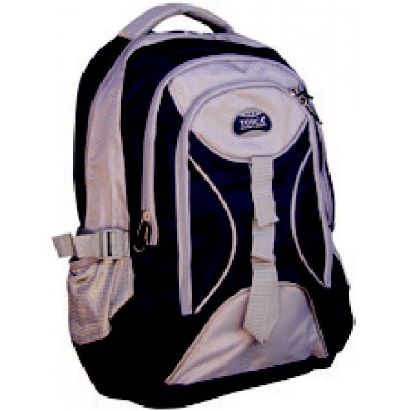 1680D 3 Zip Fashion Backpack