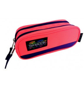 Smash Double Decker Neon Pencil Case