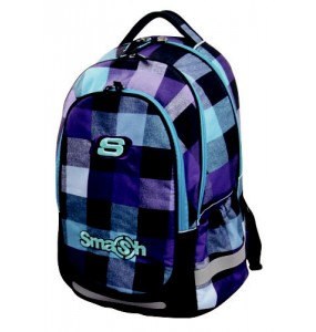 Smash Large Orthopaedic super Light 3 Div Framed Backpack
