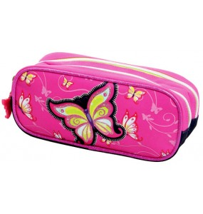 Cool Double Decker Pencil Case