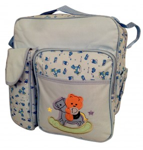 Multi Pocket Nappy Bag