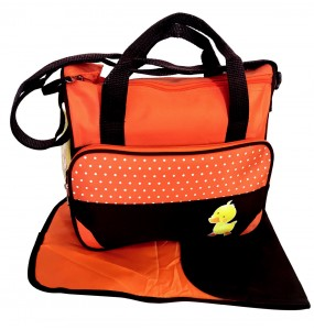 Front Pocket Medium Nappy Bag