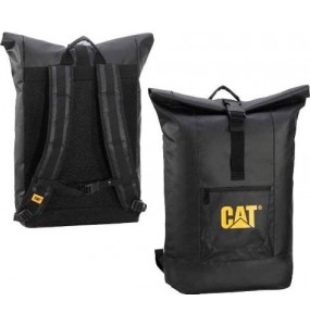 "Caterpillar Arches 17"" Laptop Roll Top Backpack"