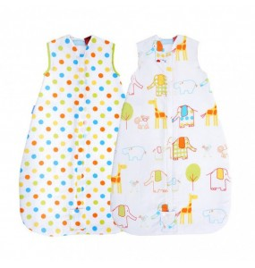 Hippo Hop & Spot Wash & Wear - Twin Pack