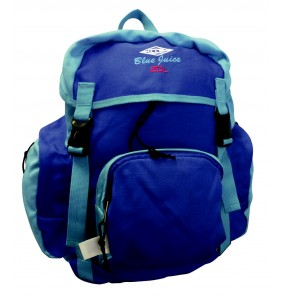 Blue Juice 3 Pocket Backpack