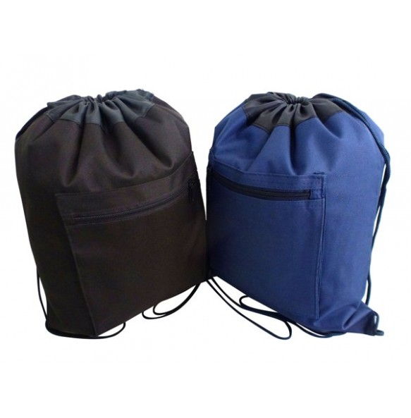 Drawstring Backpack - Polyester