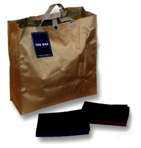 Folding Shopping Bag 600D Polyester