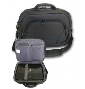 Tosca Elegant Laptop Computer Bag - 15.6""