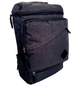 Edison Casual Square Face Laptop Backpack - 15.6""