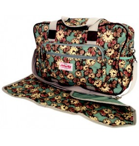 Large Front Pocket Nappy Bag