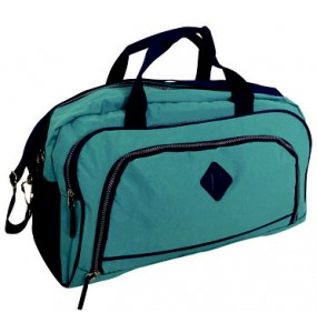 Edison Sport Crinkle Nylon Medium Sports Bag