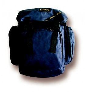 Front & Side Pocket Backpack